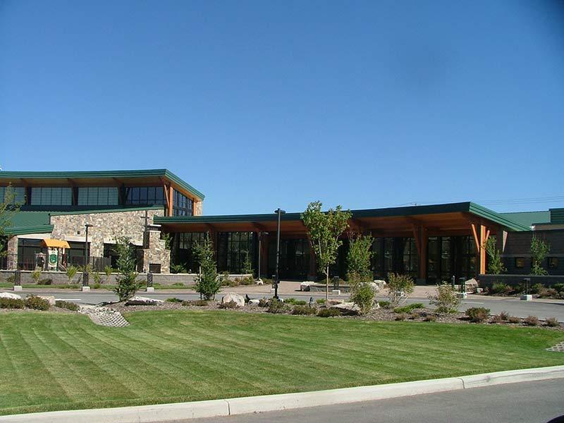The Salvation Army Kroc Center Modern Glass Company