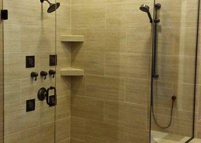 Private Residence Custom Shower Door