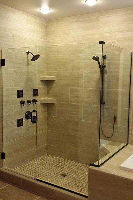Private Residence Custom Shower Door