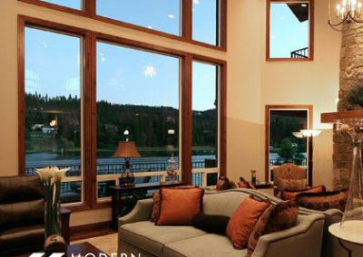 Private Residence Vinyl Windows