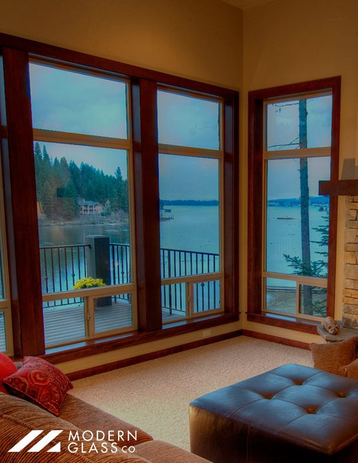 Private Residence Custom Windows