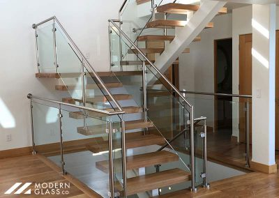 Custom Handrail System